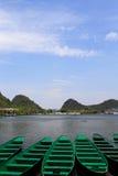 Το όμορφο lakeview στο νομό puzhehei, yunnan, Κίνα Στοκ φωτογραφία με δικαίωμα ελεύθερης χρήσης