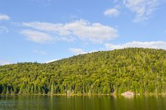 Το όμορφο Niagara στη λίμνη στο Οντάριο Στοκ φωτογραφίες με δικαίωμα ελεύθερης χρήσης