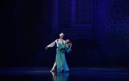 """Το όνειρο έρχεται αληθινό μπαλέτο """"One χίλιο και ένα Nights† Στοκ Εικόνες"""