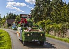 Το όχημα του περιοδικού Ajourd'hui Στοκ φωτογραφία με δικαίωμα ελεύθερης χρήσης