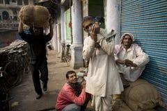 10 το 1986 2007 2011 όλοι ως σπίτι του Δελχί baha εγκαινίασα την ινδική γνωστή μητέρα λωτού που οι νέοι άνθρωποι Νοεμβρίου εξυπηρ Στοκ Εικόνα