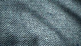 Το ύφασμα λεπτομέρειας του τζιν για το σχέδιο και το υπόβαθρο, κλείνει επάνω σύσταση υφάσματος βαμβακιού Τοπ άποψη της υφαντικής  απεικόνιση αποθεμάτων