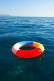 το δαχτυλίδι κολυμπά Στοκ Εικόνα