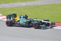 το 2012 ο καναδικός f1 μεγάλος Heikki prix Στοκ Εικόνα