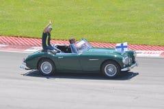 το 2012 ο καναδικός f1 μεγάλος Heikki prix Στοκ εικόνες με δικαίωμα ελεύθερης χρήσης