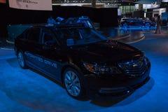 Το Acura αυτοματοποίησε την κίνηση στοκ φωτογραφία με δικαίωμα ελεύθερης χρήσης