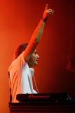 Το Alesso (σουηδικό DJ και ηλεκτρονικός παραγωγός μουσικής χορού) αποδίδει FIB στο φεστιβάλ Στοκ φωτογραφίες με δικαίωμα ελεύθερης χρήσης
