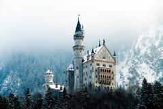 το allgau neuschwanstein Στοκ Φωτογραφία