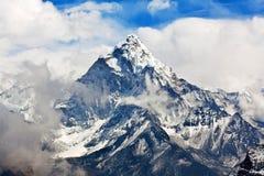 Το Ama Dablam τοποθετεί, Νεπάλ Στοκ Φωτογραφία