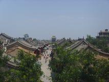 Το AncientCity του μεταλλικού θόρυβου Yao Στοκ φωτογραφία με δικαίωμα ελεύθερης χρήσης