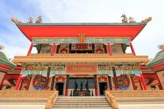 Το Anek Kusala Sala (Viharn Sien) σε Pattaya Στοκ Φωτογραφία