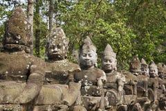 το angkor archeological γ συγκεντρώνει siem τ&a Στοκ φωτογραφία με δικαίωμα ελεύθερης χρήσης