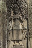το angkor bayon Καμπότζη συγκεντρών&eps Στοκ Εικόνες