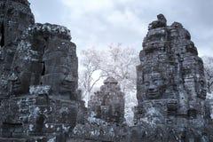 Το Angkor thom Siem συγκεντρώνει την Καμπότζη Στοκ φωτογραφίες με δικαίωμα ελεύθερης χρήσης