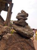 Το Angkor Wat σε Siem συγκεντρώνει, Cambodia Στοκ Εικόνες