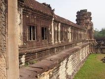 Το Angkor Wat σε Siem συγκεντρώνει, Cambodia Στοκ Φωτογραφία