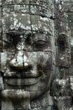 Το Angkor Wat, Bayon, 1000 χρονών χαμογελά Στοκ Φωτογραφίες