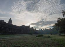Το Angkor Wat, Siem συγκεντρώνει το Μάιο του 2015 της Καμπότζης Στοκ εικόνα με δικαίωμα ελεύθερης χρήσης