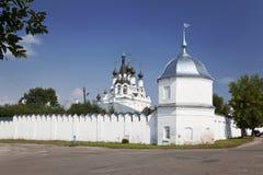 Το Annunciation μοναστήρι σε Murom. Ρωσία. Ρωσία Στοκ Φωτογραφία