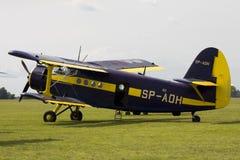 Το Antonov ένας-2 Στοκ φωτογραφίες με δικαίωμα ελεύθερης χρήσης