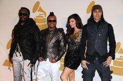 το apl.de.ap, Black Eyed Peas, Black Eyed Peas, Fergie, Fergie Ferguson, Stacy «Fergie» Ferguson, Stacy «Fergie» Ferguson, Stacy F Στοκ Εικόνες