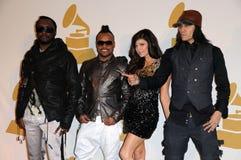 το apl.de.ap, Black Eyed Peas, Black Eyed Peas, Fergie, Fergie Ferguson, Stacy «Fergie» Ferguson, Stacy «Fergie» Ferguson, Stacy F Στοκ φωτογραφία με δικαίωμα ελεύθερης χρήσης