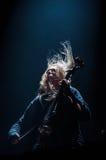Το Apocalyptica ζει το 2017 Στοκ Φωτογραφία