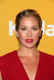 το applegate 06 12 το 2012 απονέμει τις γυναίκες lucy ξενοδοχείων λόφων ταινιών κρυστάλλου ασβεστίου Χριστίνα της Beverly hilton Στοκ φωτογραφία με δικαίωμα ελεύθερης χρήσης