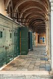 Το arcade Βενετία, Ιταλία Στοκ φωτογραφία με δικαίωμα ελεύθερης χρήσης