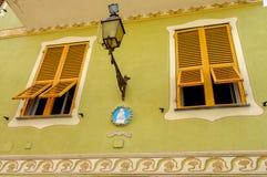Το Arenzano είναι μια παραλιακή πόλη στη Λιγυρία, Ιταλία Στοκ Φωτογραφίες