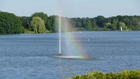 Το Asee σε Bocholt Γερμανία Στοκ εικόνες με δικαίωμα ελεύθερης χρήσης
