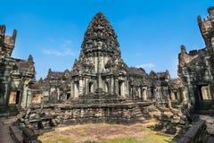 Το Banteay Samre, Angkor, Siem συγκεντρώνει - Καμπότζη Στοκ Εικόνες