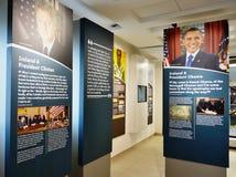 Το Barack Obama Plaza σε Moneygall, Offaly κομητεία, Ιρλανδία, προγονικό ιρλανδικό σπίτι του Προέδρου Obama Στοκ Εικόνες
