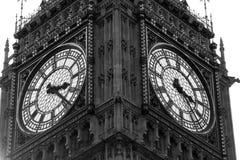 Το Big Ben Λονδίνο Στοκ Εικόνα
