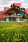 Το biomuseum στον Παναμά Στοκ φωτογραφία με δικαίωμα ελεύθερης χρήσης