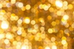 το blurrybeautiful χρώμα φωτίζει Στοκ Εικόνες