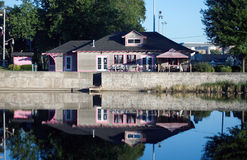 Το Boathouse στοκ φωτογραφία με δικαίωμα ελεύθερης χρήσης