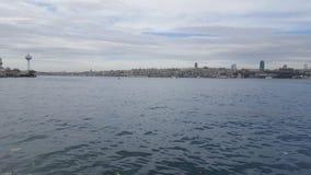 Το Bosphorus Στοκ Φωτογραφίες