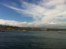 Το Bosphorus Στοκ φωτογραφία με δικαίωμα ελεύθερης χρήσης