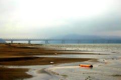 Το Brahamaputra στοκ εικόνες