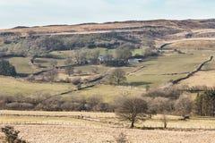 Το Brecon οδηγεί το εθνικό πάρκο στην Ουαλία, UK στοκ φωτογραφίες με δικαίωμα ελεύθερης χρήσης