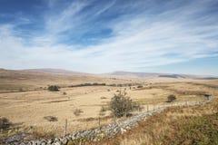 Το Brecon οδηγεί το εθνικό πάρκο στην Ουαλία, UK στοκ φωτογραφίες
