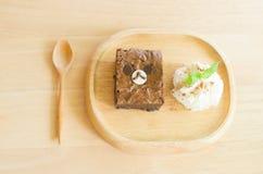 Το Brownies αντέχει Στοκ φωτογραφίες με δικαίωμα ελεύθερης χρήσης