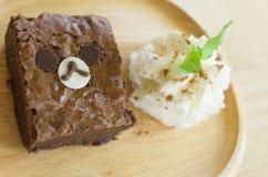 Το Brownies αντέχει Στοκ εικόνες με δικαίωμα ελεύθερης χρήσης
