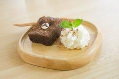 Το Brownies αντέχει Στοκ εικόνα με δικαίωμα ελεύθερης χρήσης