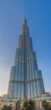 Το Burj Khalifa Στοκ εικόνες με δικαίωμα ελεύθερης χρήσης