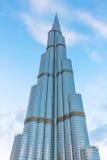 Το Burj Khalifa Στοκ εικόνα με δικαίωμα ελεύθερης χρήσης