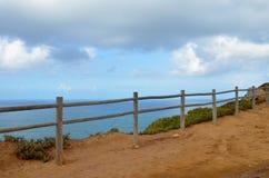 Το Cabo DA Roca, Πορτογαλία Στοκ εικόνες με δικαίωμα ελεύθερης χρήσης