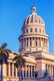 Το Capitol κτήριο, Αβάνα Στοκ Φωτογραφία