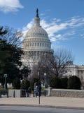 Το Capitol, Ουάσιγκτον Συνεχές ρεύμα στοκ φωτογραφίες